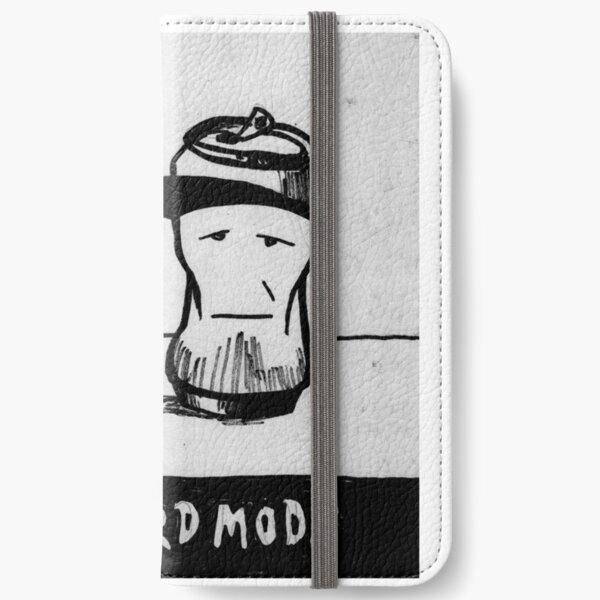 Mens Scooter Wallet Cartoon Scooter Wallet Scootering Mod Northern Soul Wallet