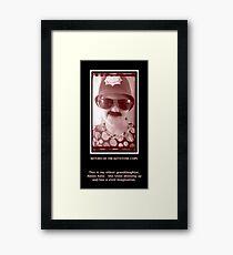 Return of the Keystone Cops Framed Print