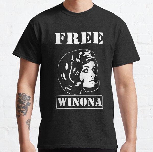 Free Winona T Shirt By Yurizhivago Redbubble