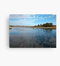 Ipswich Inlet Canvas Print