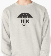 Hong Kong - Black Pullover Sweatshirt