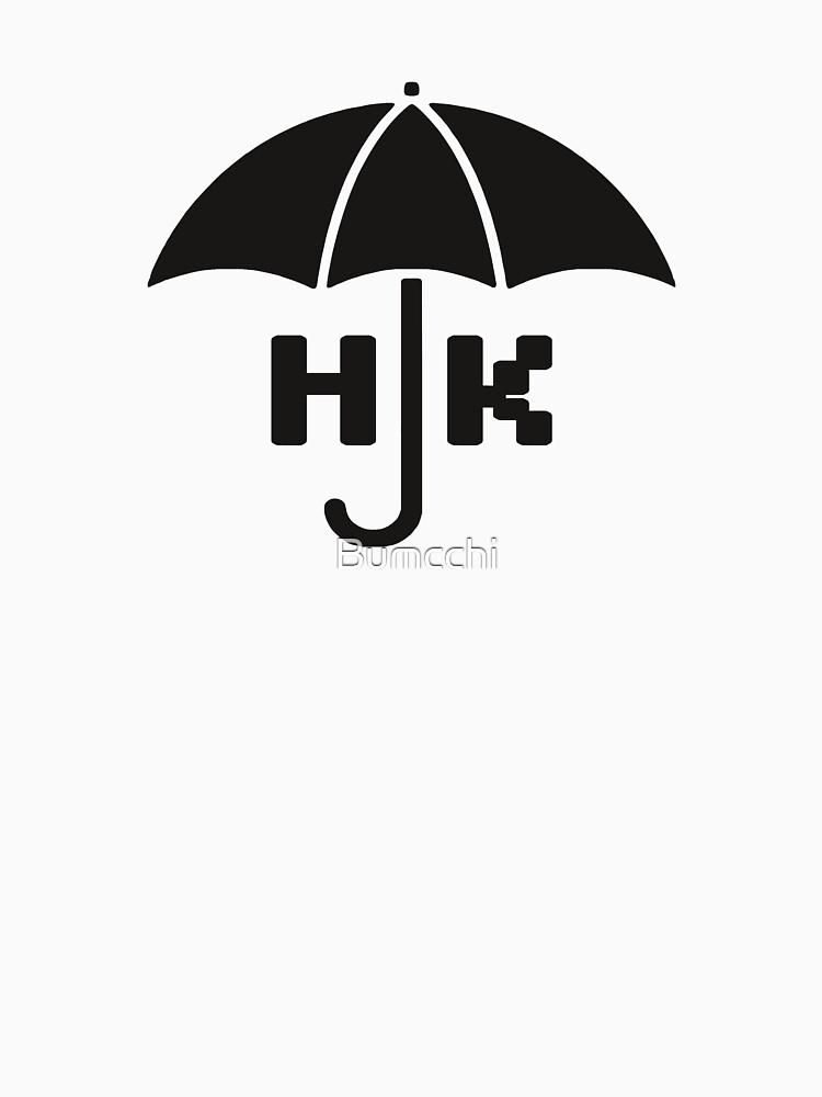 Hong Kong - Black by Bumcchi