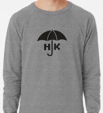 Hong Kong - Black Lightweight Sweatshirt