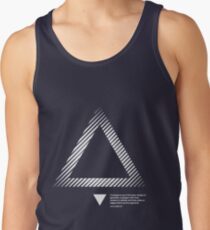 triangle 01 Tank Top