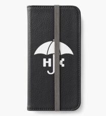 Hong Kong - White iPhone Wallet/Case/Skin