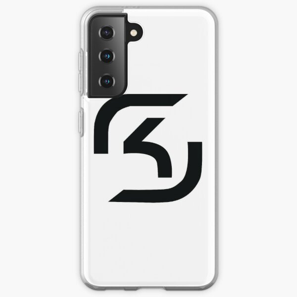 Team SK Gaming Clash Royale Funda blanda para Samsung Galaxy