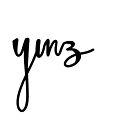 yinz - lowercase cursive by SAD2190