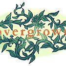 Overgrown Logo by Laya Rose