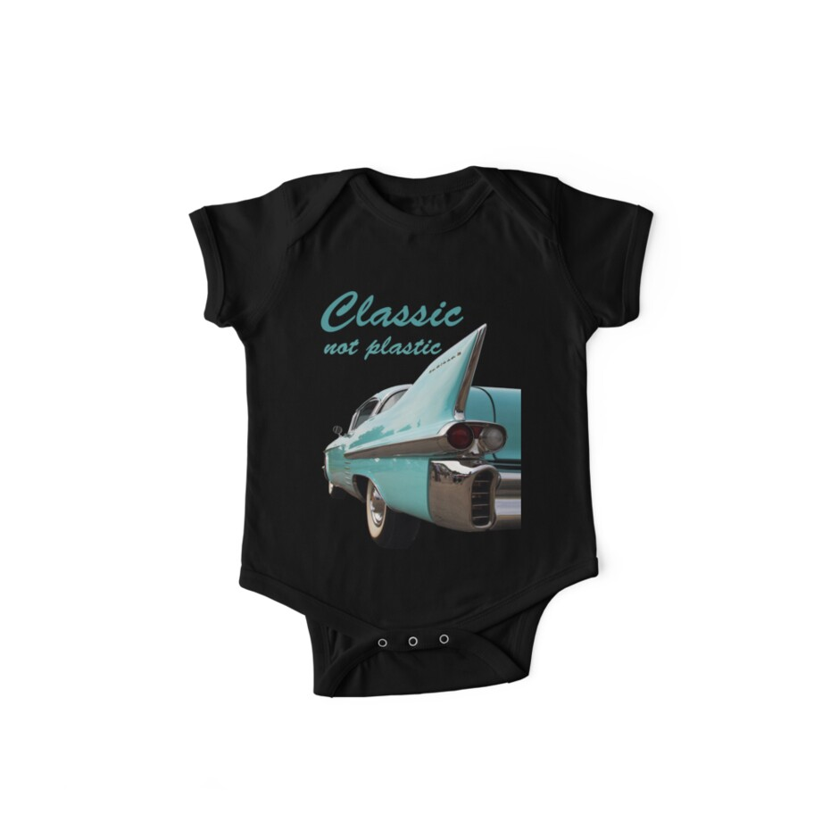 Classic _  not plastic by dlhedberg