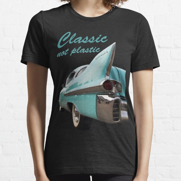 Classic _  not plastic Essential T-Shirt