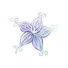 Overgrown flower by Laya Rose
