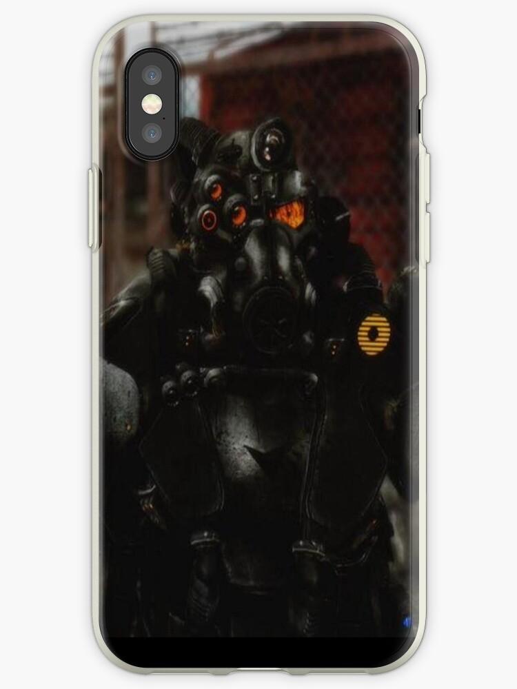 Power Armor Screenshot by LucaSpencer99