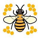 Honey Bee by 13KtDesigns