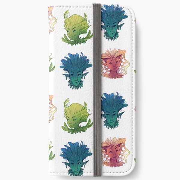 three fey iPhone Wallet