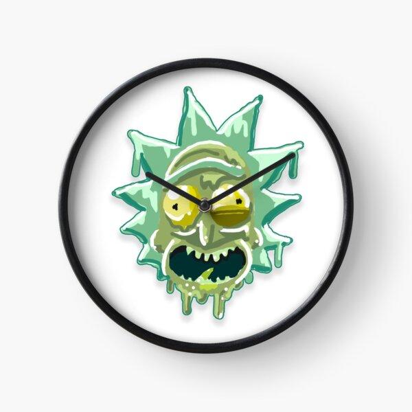 Toxic Rick aka Gunk Rick from Rick and Morty™ Clock