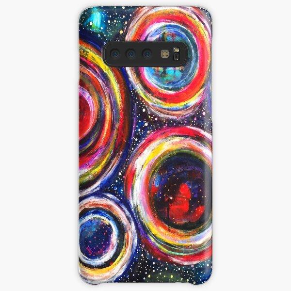 Vibrant Vortex of Choice: Inner Power Painting Samsung Galaxy Snap Case