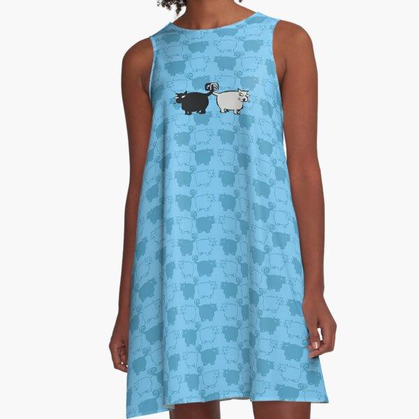 lovehate A-Line Dress