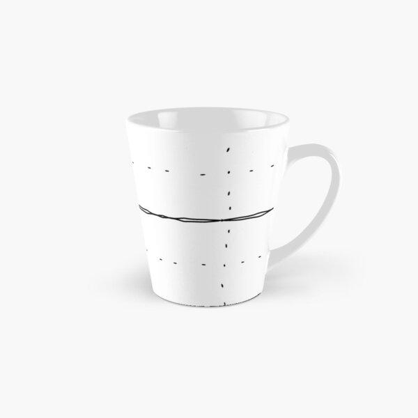 Graph Paper - Large White Tall Mug