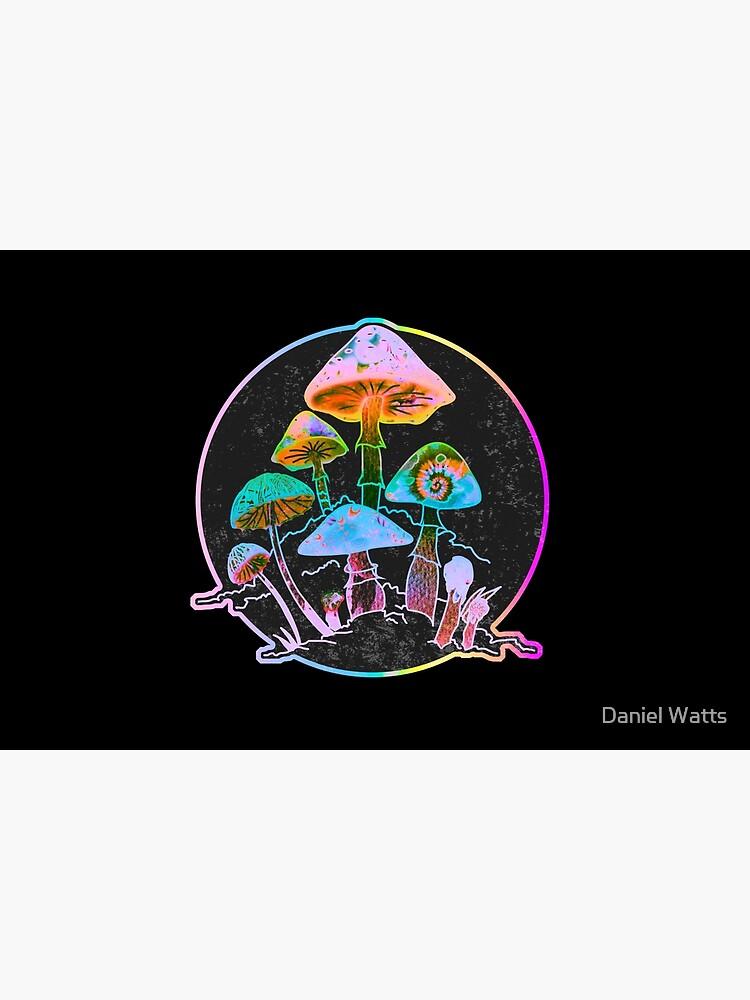 Garden of Shrooms 2020 by DanJohnDesign