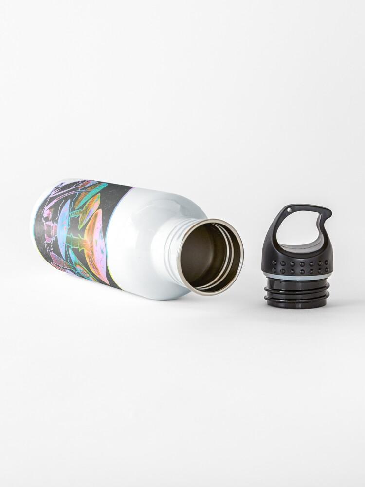Alternate view of Garden of Shrooms 2020 Water Bottle