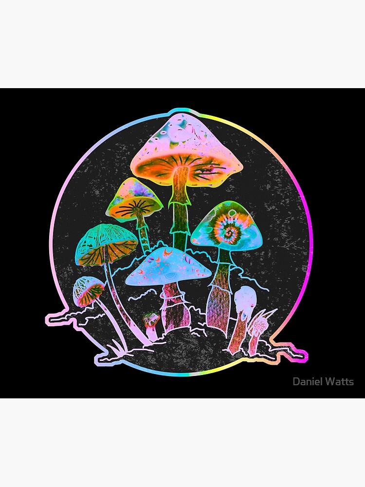 Garden of Shrooms 2020 by DanJohnDesign