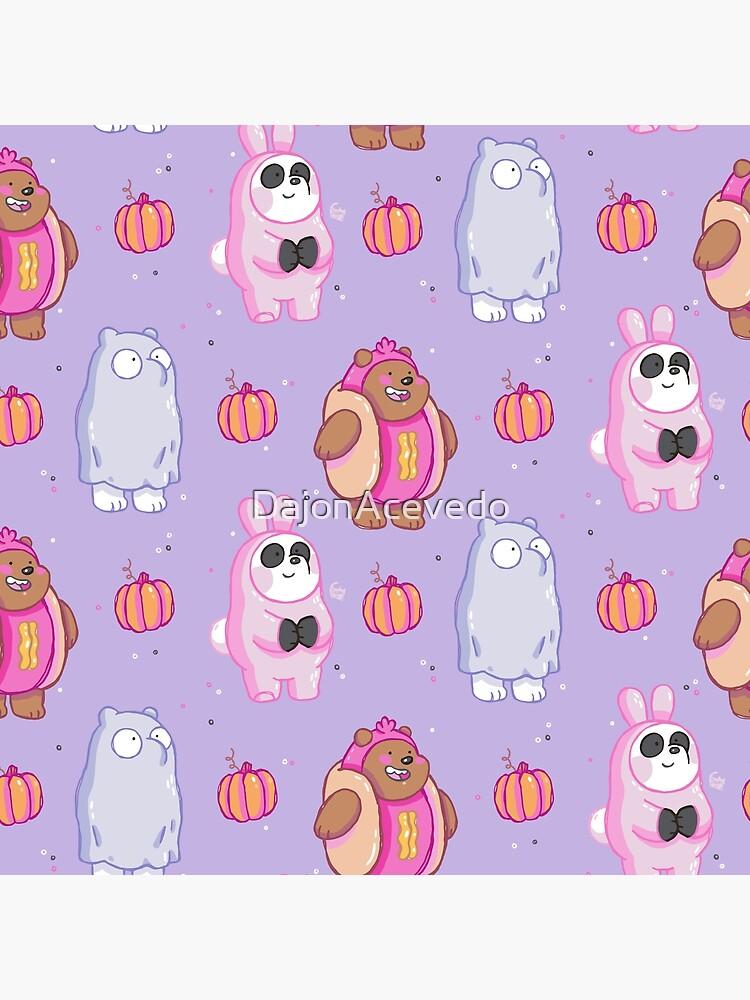 Boo Bears by DajonAcevedo
