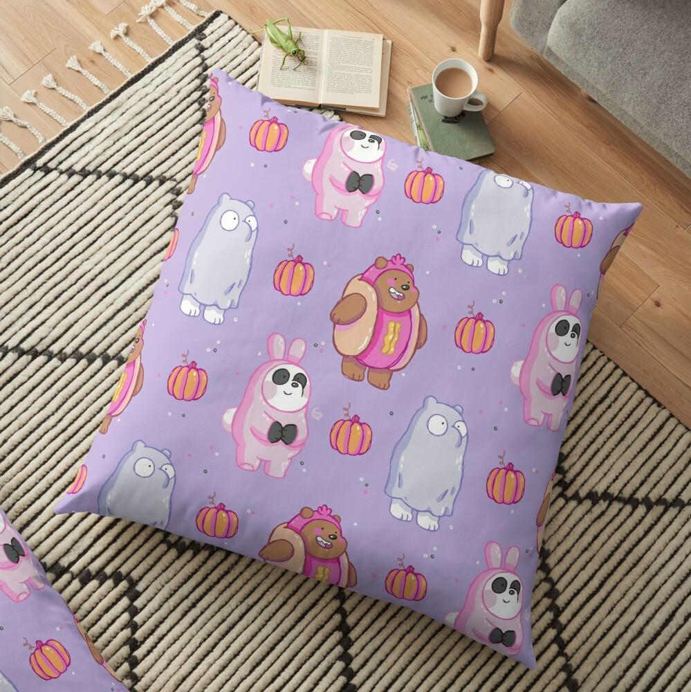 Boo Bears Floor Pillow