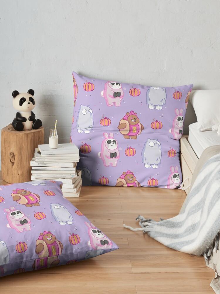 Alternate view of Boo Bears Floor Pillow