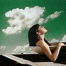Surreal bathing by Susan Ringler