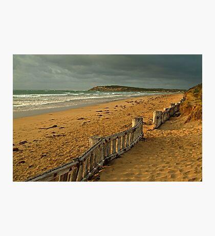Morning Raafs Beach Photographic Print