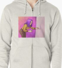 First Line Zipped Hoodie