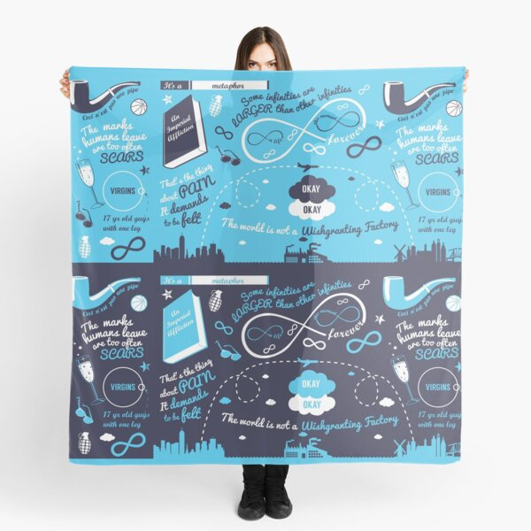 The Fault in our Stars Scarf