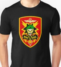 Macv-Sog Patch T-Shirt