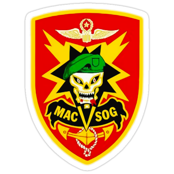 Macv-Sog Patch by Walter Colvin