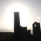 Lost Halos....Wheal Coates, Cornwall. by greenstone