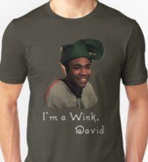 Derrick Comedy, Wink Unisex T-Shirt