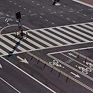 Crossing the Road, Washington DC by Ashlee Betteridge