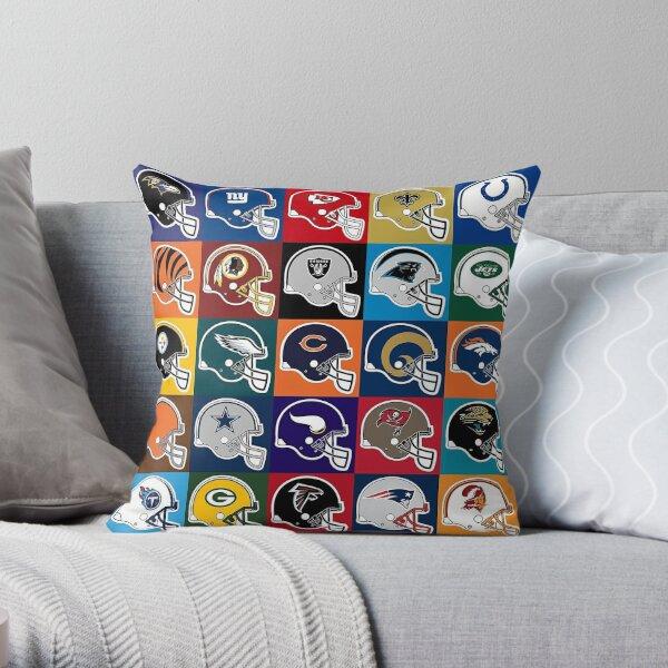 NFL USA Throw Pillow