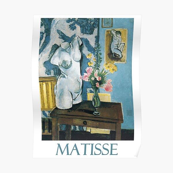 The Plaster Torso (1919) by Henri Matisse Poster