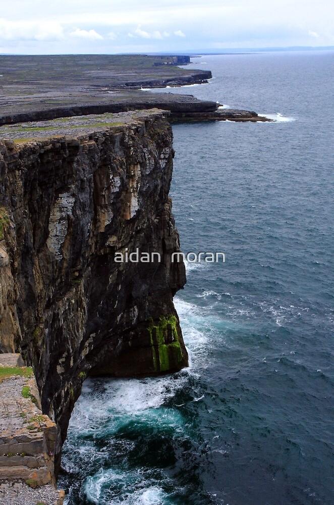 The Aran Islands County Galway by aidan  moran