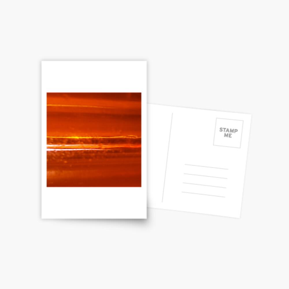 Road Rage Postcard