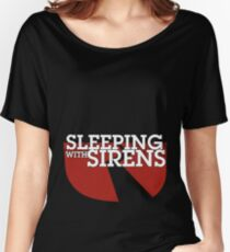 Sleeping with Sirens Women's Relaxed Fit T-Shirt