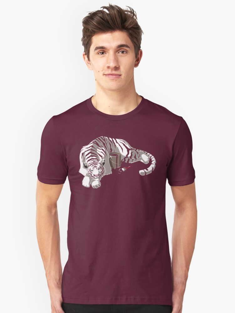 Changing Stripes Unisex T-Shirt Front