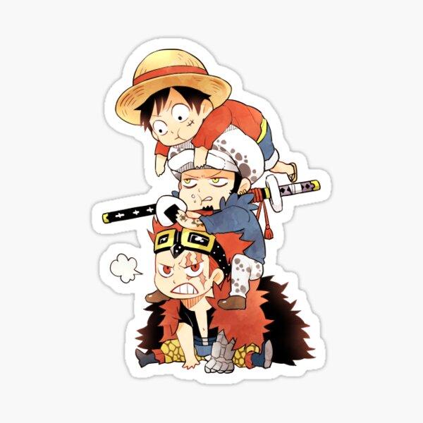 trio Sticker