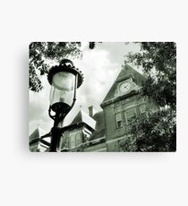 Library in Riverside IL Canvas Print
