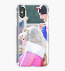 Parade Princesses iPhone Case
