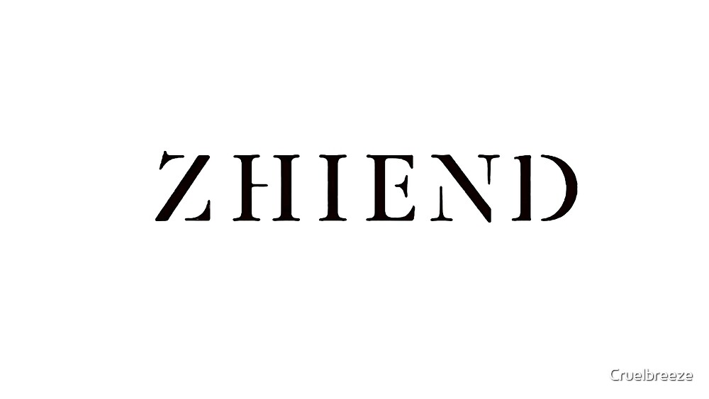 ZHIEND Logo by Cruelbreeze