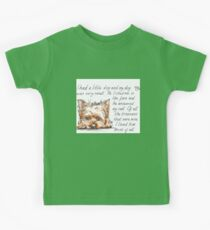 I had a little...Yorkshire Terrier Kids Clothes