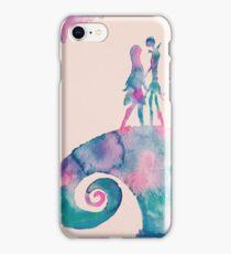 Watercolor Nightmare iPhone Case/Skin