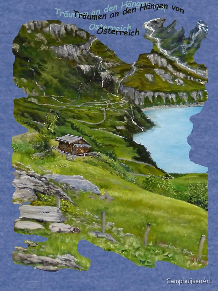 Dreaming along the slopes of Austria by CamphuijsenArt